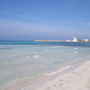 spiaggia ugento 6
